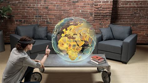 Microsoft Hololens microsoft hololens comes to the uk but is more expensive than us