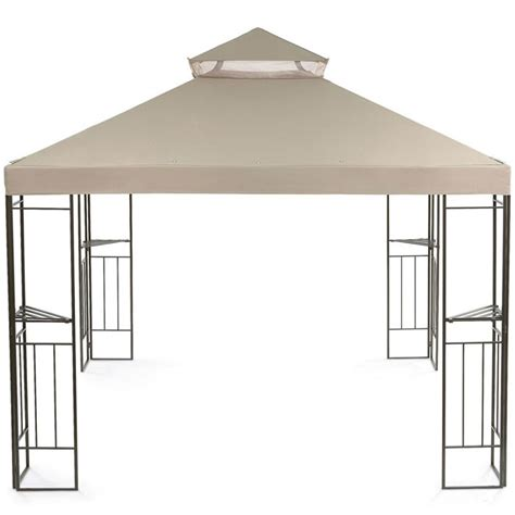 gazebo canopy replacement gardenline gazebo replacement canopy gazeboss net