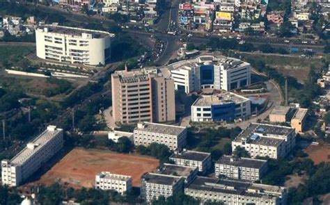 tech mahindra vizag state takes new tech mahindra building on lease the hindu