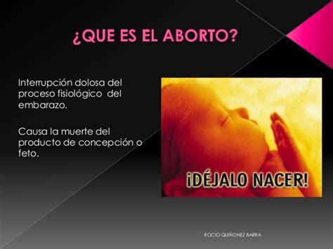 Q Causa Cytotec Al Feto 161 Que Es El Aborto