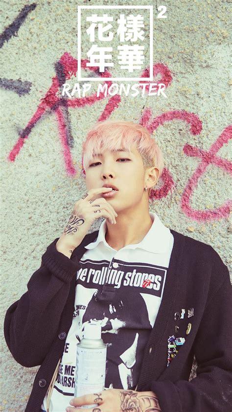 rap monster bts wallpaper 272 best images about rap monster on pinterest kpop