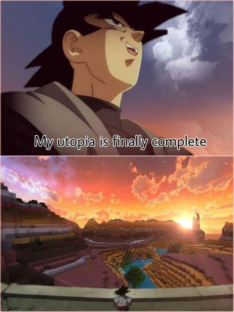 funny dragon ball  memes  true super saiyans