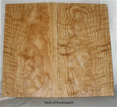 curly white oak bookmatched curly crotch white oak thin lumber 5 16 quot inlay box wood 050906 ebay