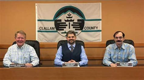 Clallam County Marriage Records Board Of County Commissioners