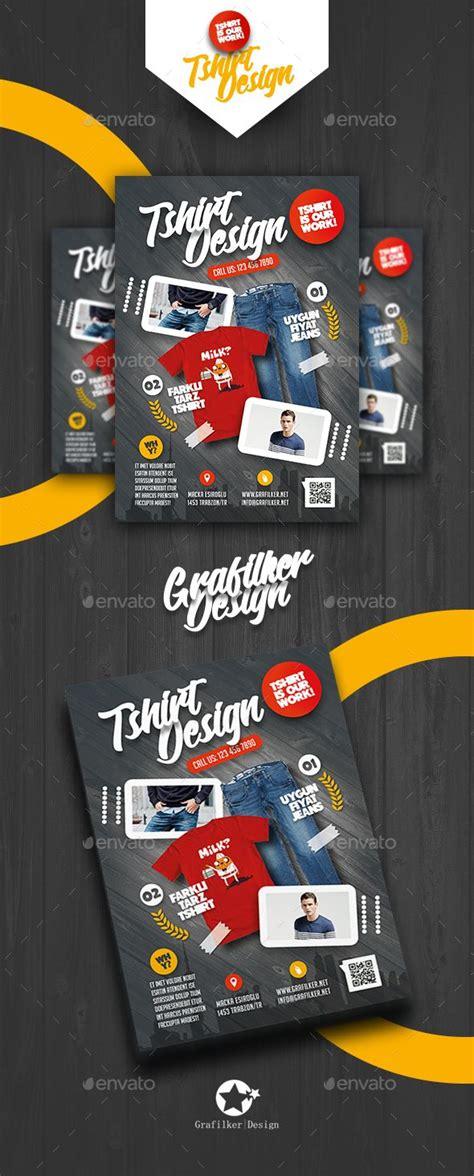 Best 25 T Shirt Design Template Ideas On Pinterest Apparel Flyer Templates