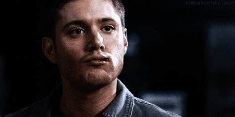 Yes Meme Gif - dean winchester lol gif find share on giphy
