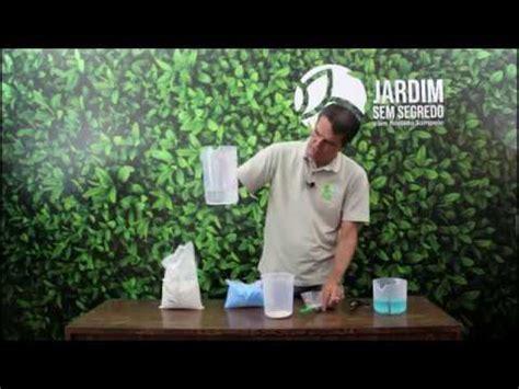 Calda Bordalesa - Jardim sem Segredo - YouTube