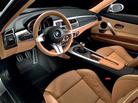 Bmw Z4 Interior by 2005 Bmw Z4 Coupe Concept Interior 1280x960 Wallpaper