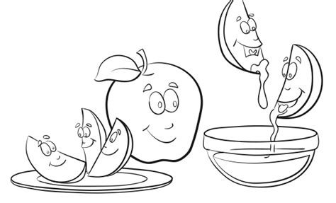 printable coloring pages rosh hashanah free rosh hashana coloring pages rosh hashanah and