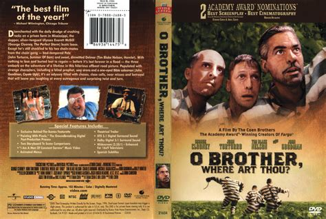 Dvd O Where Thou covers box sk oh where thou high quality