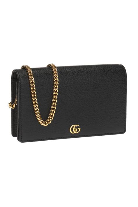 Gucci Marmont Wallet On Chain gg marmont wallet on chain gucci vitkac shop