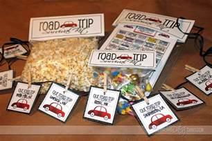 roadtrip survival kit idea