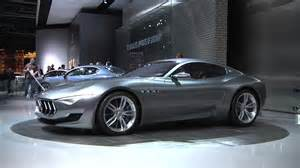 Maserati Granturismo Cost Of Ownership Maserati Plans To Launch Alfieri And Granturismo By 2018