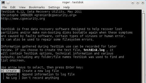 tutorial testdisk linux how to recover partitions and data using linux tutorial