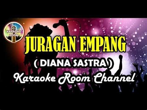 juragan empang karaoke dangdut koplo  vokal youtube