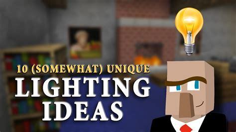 minecraft interior lighting ideas cool minecraft lighting ideas imgkid com the image