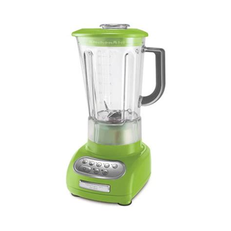 Kitchen Knives For Sale Cheap kitchenaid artisan blender ksb560 apple green on sale now