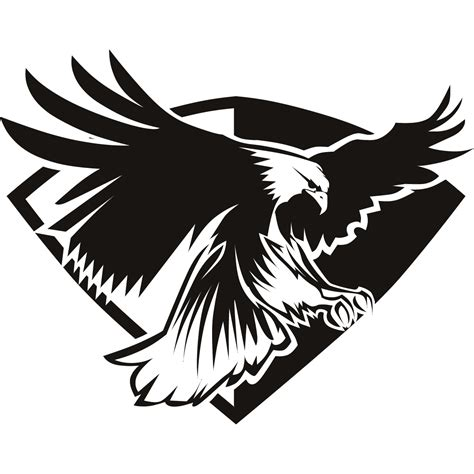 military eagle clipart