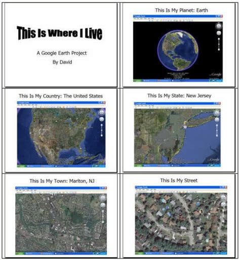google images basic elementary technology lessons google earth this is where