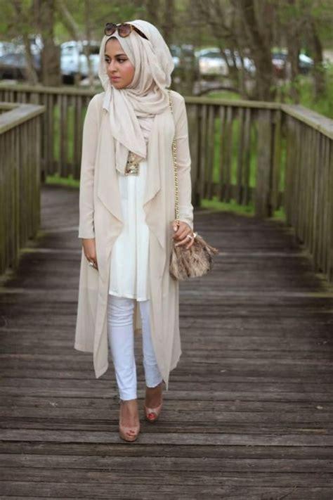 Stylish Muslim fall stylish looks just trendy