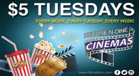 Movie Gift Card Deals - fat cats coupon free popcorn 5 movies gift card discount bargain believer