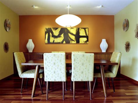 mid century modern dining room add midcentury modern style to your home hgtv