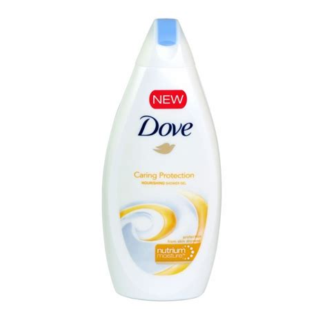 Caring Protection dove caring protection nourishing showergel 500 ml 163 2 95