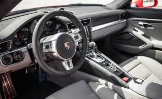 Interior Porsche 911 2013 Porsche 911 Interior Gallery