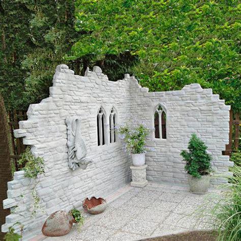 Garten Deko Ruine Kingsborough garten deko ruine kingsborough kaufen bei g 228 rtner