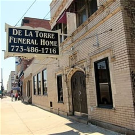 de la torre funeral home logan square chicago il yelp