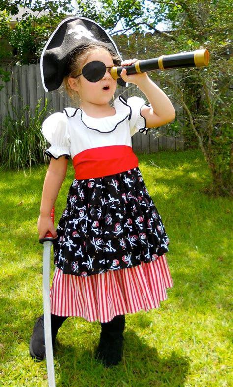 Handmade Fancy Dress Ideas - handmade pirate s costume dress up size 2 thru 8