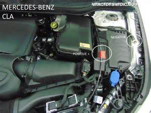 Mercedes Location How To Jump Start A Mercedes The Right Way Battery