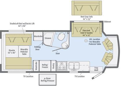 winnebago view floor plans winnebago travato 2016 autos post