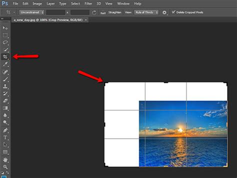 reset crop tool photoshop learn cool features for adobe photoshop cs6