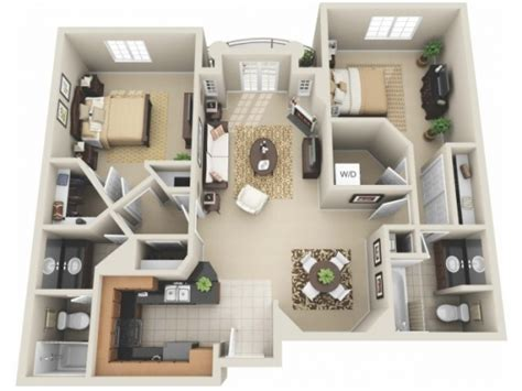 la apartments 2 bedroom home design ideas affiliate