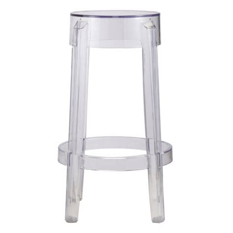 Clear Acrylic Counter Height Stools by Acrylic Counter Stool Clear Modern In Designs
