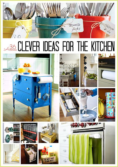 KItchen Organization Ideas   The 36th AVENUE