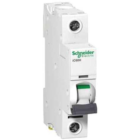 Mcb Schneider 40 A 1 Pas schneider electric acti 9 mcb 40a c a9f54140 rs electrical supplies