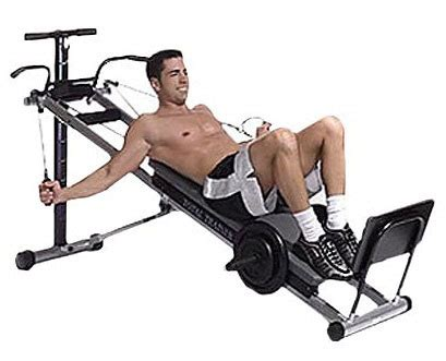 bayou fitness total trainer dlx iii home review