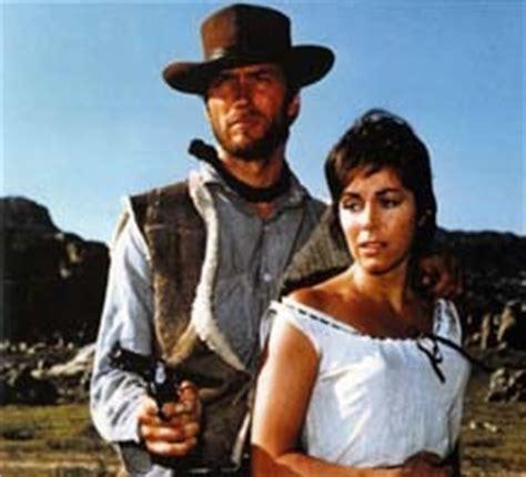 western film quizzes western movie starring clint eastwood marianne koch