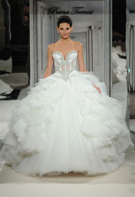 Wedding Gowns And Prices by Pnina Tornai Wedding Dress Prices Gown And Dress Gallery