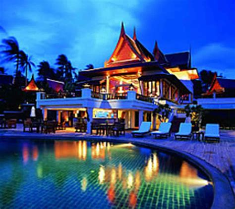 Tropical Decor by Thailand Conrad Hotel Koh Samui Thailand Instyle