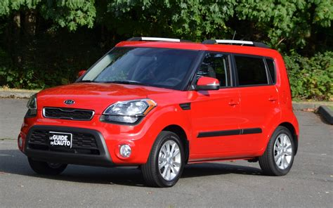 2012 Kia Soul 2012 Kia Soul New But Not New Review The Car Guide