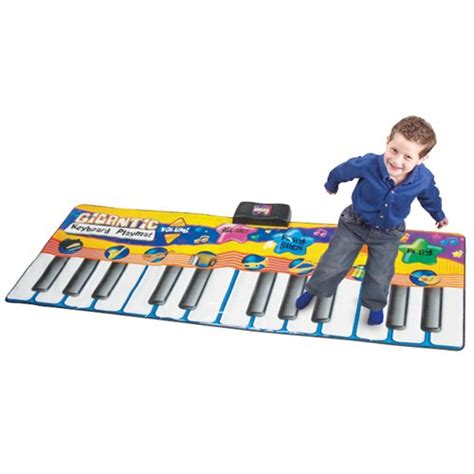 Musical Play Mat Piano by Playable Floor Keyboard Pianimation
