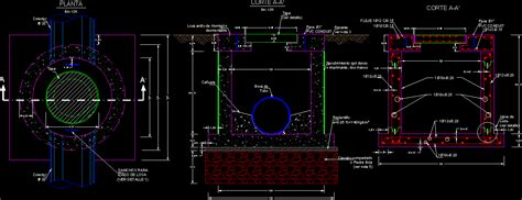 Manhole DWG Detail for AutoCAD ? Designs CAD