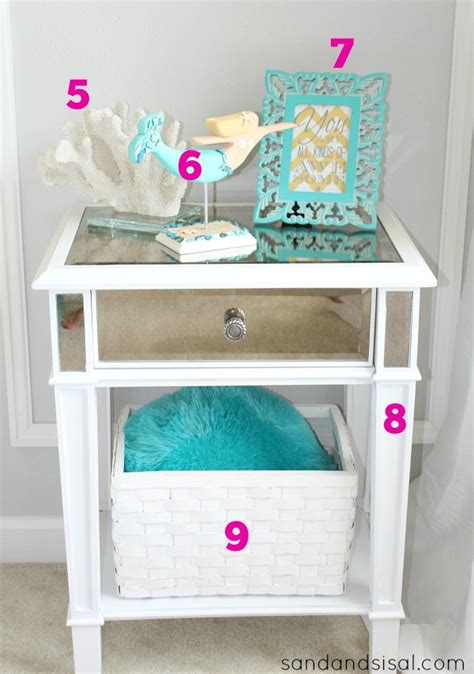 teen room makeover source list sand and sisal