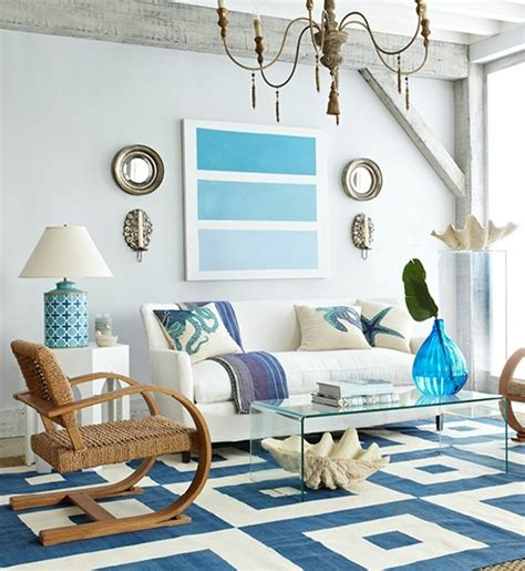 Beach Themed Living Room | 14 great beach themed living room ideas decoholic