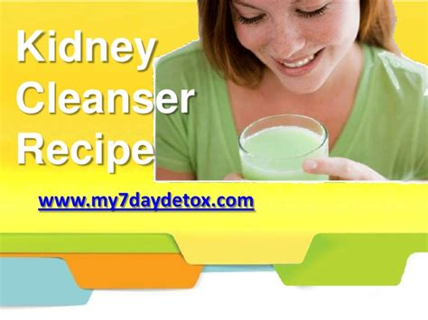 How Can I Detox My Kidneys by 011 My 7 Day Detox The Best Way To Detoxify Your Kidneys