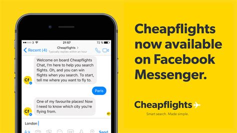 Cheapest Search How To Find A Cheap Flight In Messenger