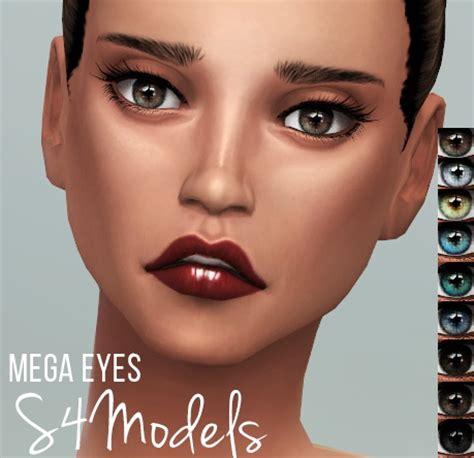 sims 4 realistic eyes mega eyes at s4 models 187 sims 4 updates